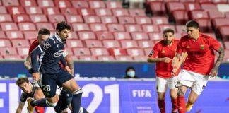 "Gil Dias é o novo ""31"" do SL Benfica"