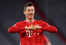Lewandowski Bola de Ouro