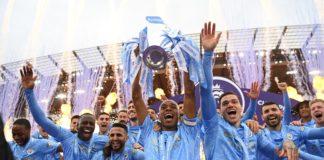 Manchester City campeão Liga Inglesa