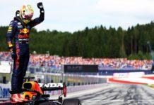 Max Verstappen Áustria
