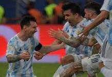 Argentina Messi Acuña