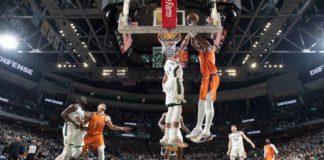Bucks x Suns