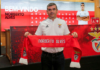 Norberto Alves é o novo treinador de basquetebol do SL Benfica