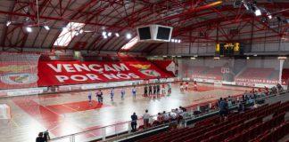 SL Benfica hóquei em patins capa