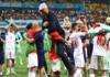 A Suíça é a grande surpresa deste Euro 2020