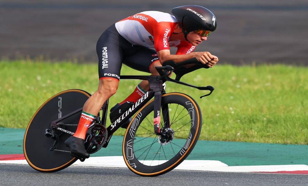 João Almeida UEA Team Ciclismo