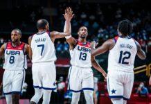 Estados Unidos França Kevin Durant KD