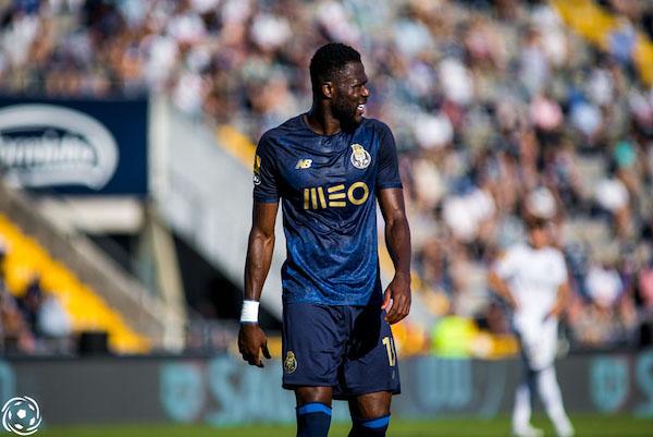 Fábio Cardoso FC Porto Mbemba