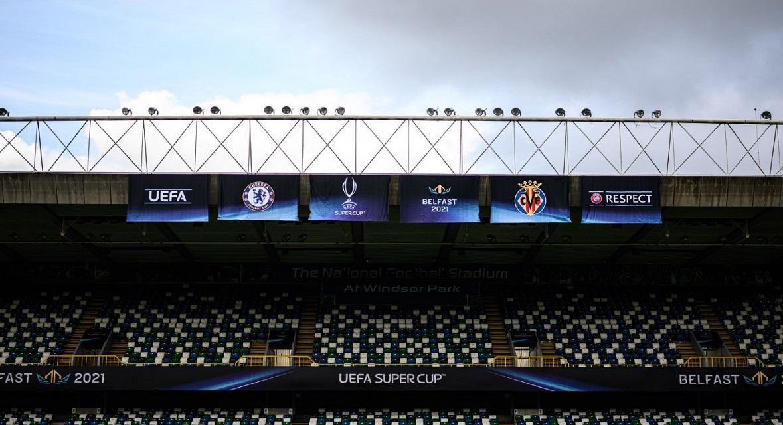 Chelsea FC Villarreal CF Supertaça