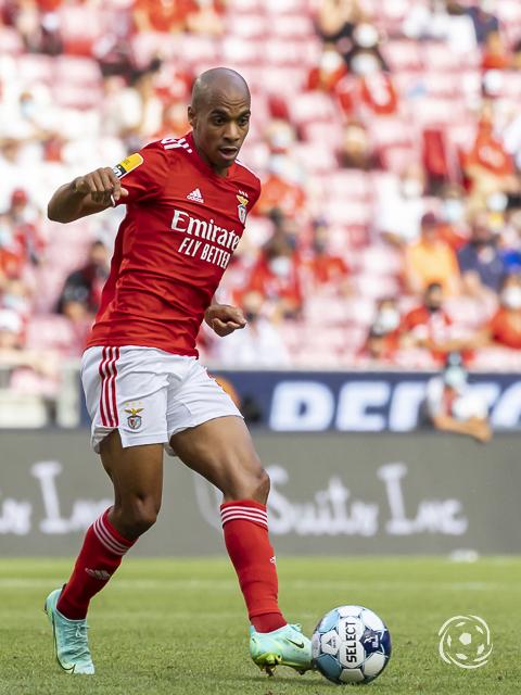 João Mário tem sido o grande impulsionador do bom futebol que o SL Benfica tem praticado
