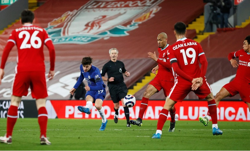 Liverpool x Chelsea