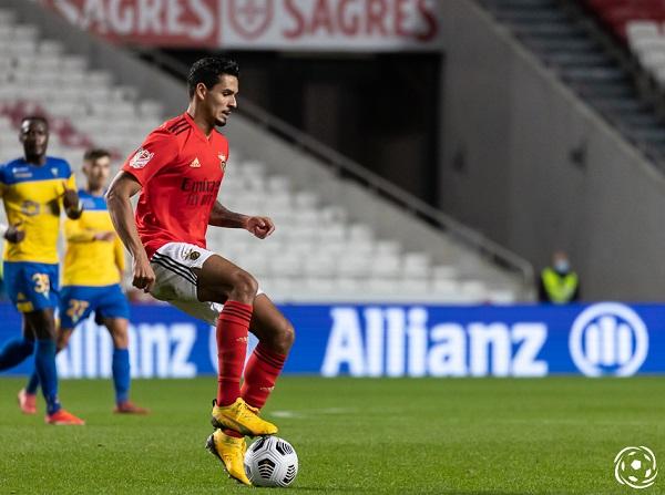 Lucas Veríssimo tem estado em destaque neste arranque de temporada
