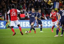Messi Paris Saint-Germain