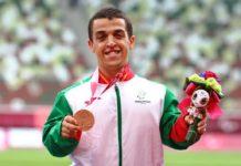 Miguel Monteiro Paralímpicos