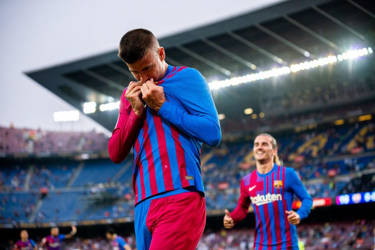 Piqué FC Barcelona