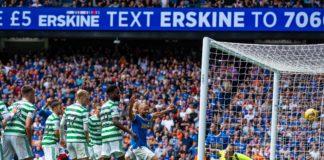 Rangers x Celtic