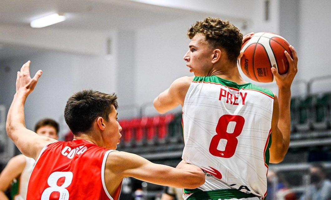 Ruben Prey, Portugal