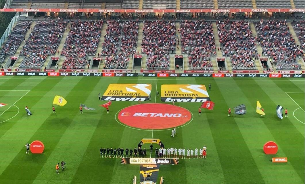 SC Braga x Sporting CP
