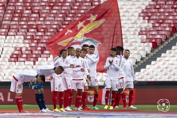 O SL Benfica protagonizou uma segunda parte fraca