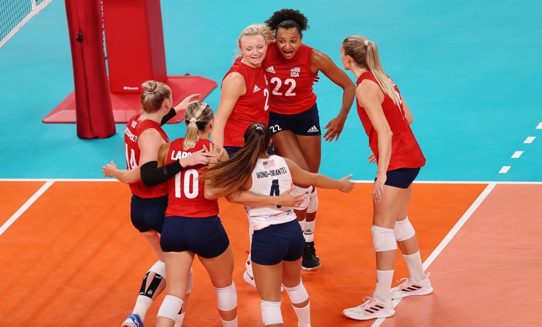 Estados Unidos Voleibol