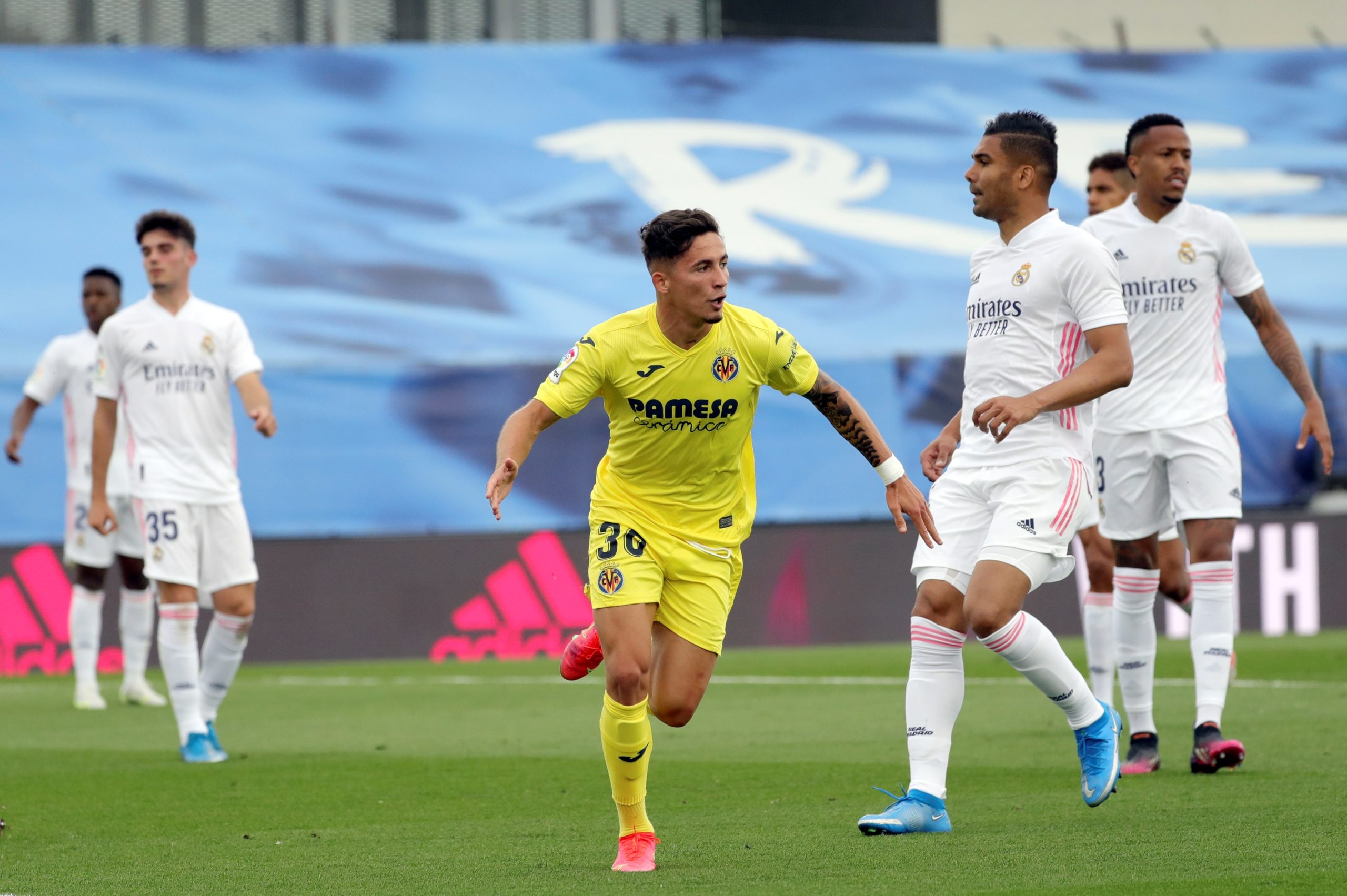 Jovens Liga Espanhola