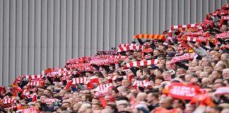 Os adeptos do Liverpool FC