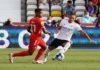 SL Benfica ganhou ao Gil Vicente FC por duas bolas a zero