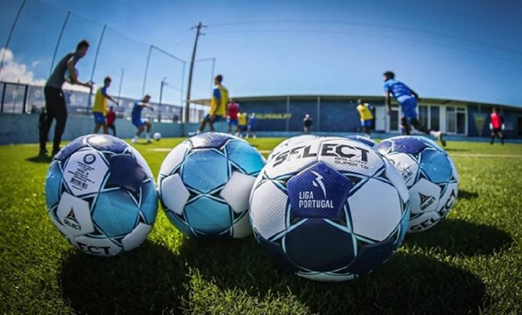 Os equipamentos fazem parte da Liga Portuguesa