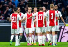 AFC Ajax equipa