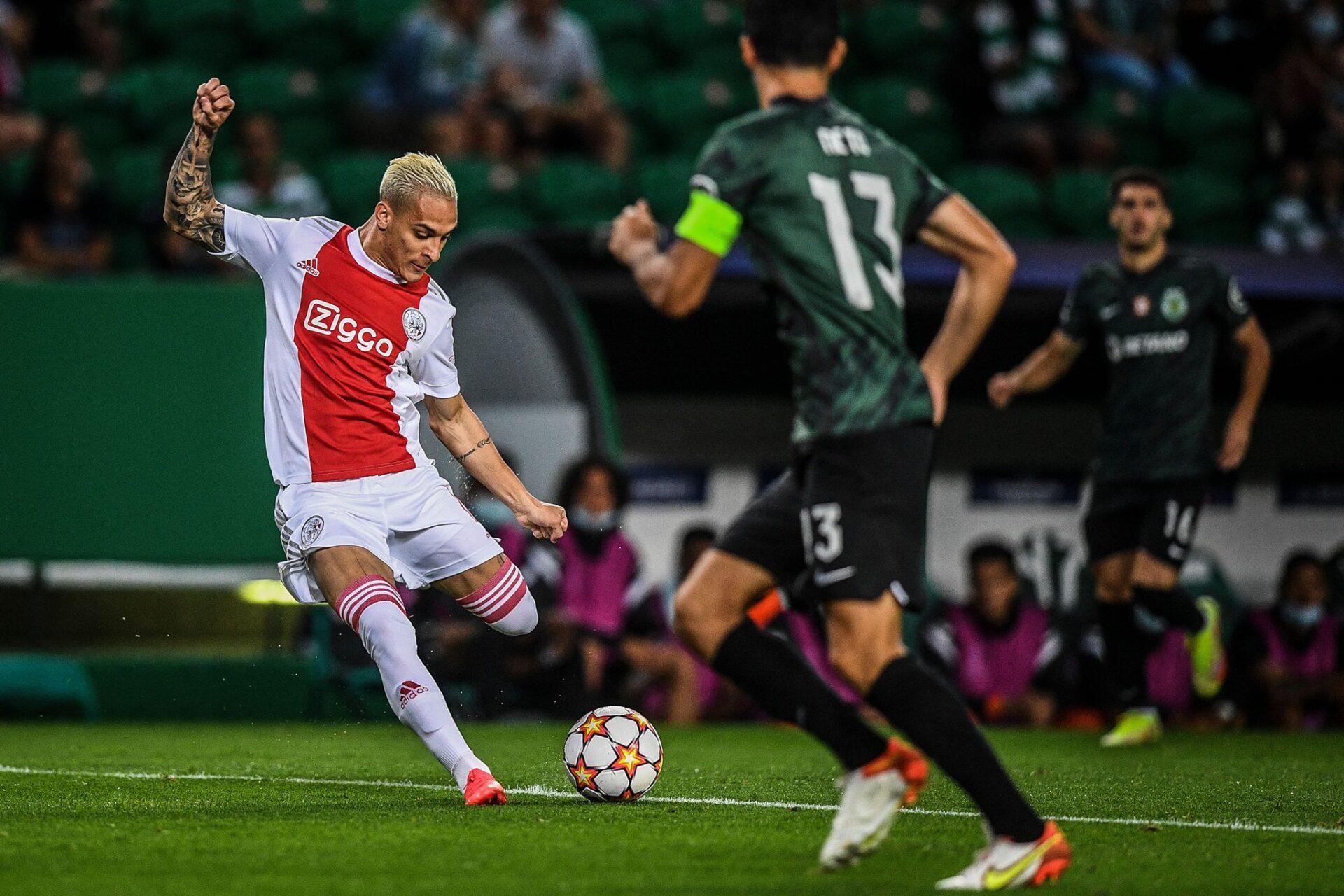 Ajax x Sporting