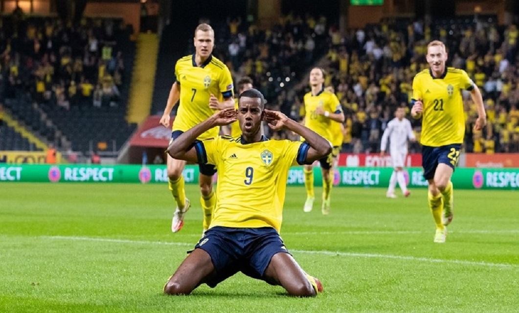 Suécia 2-1 Espanha
