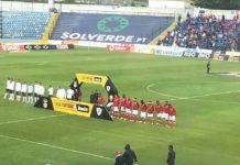 Santa Clara x Benfica