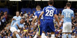 Chelsea x Manchester City