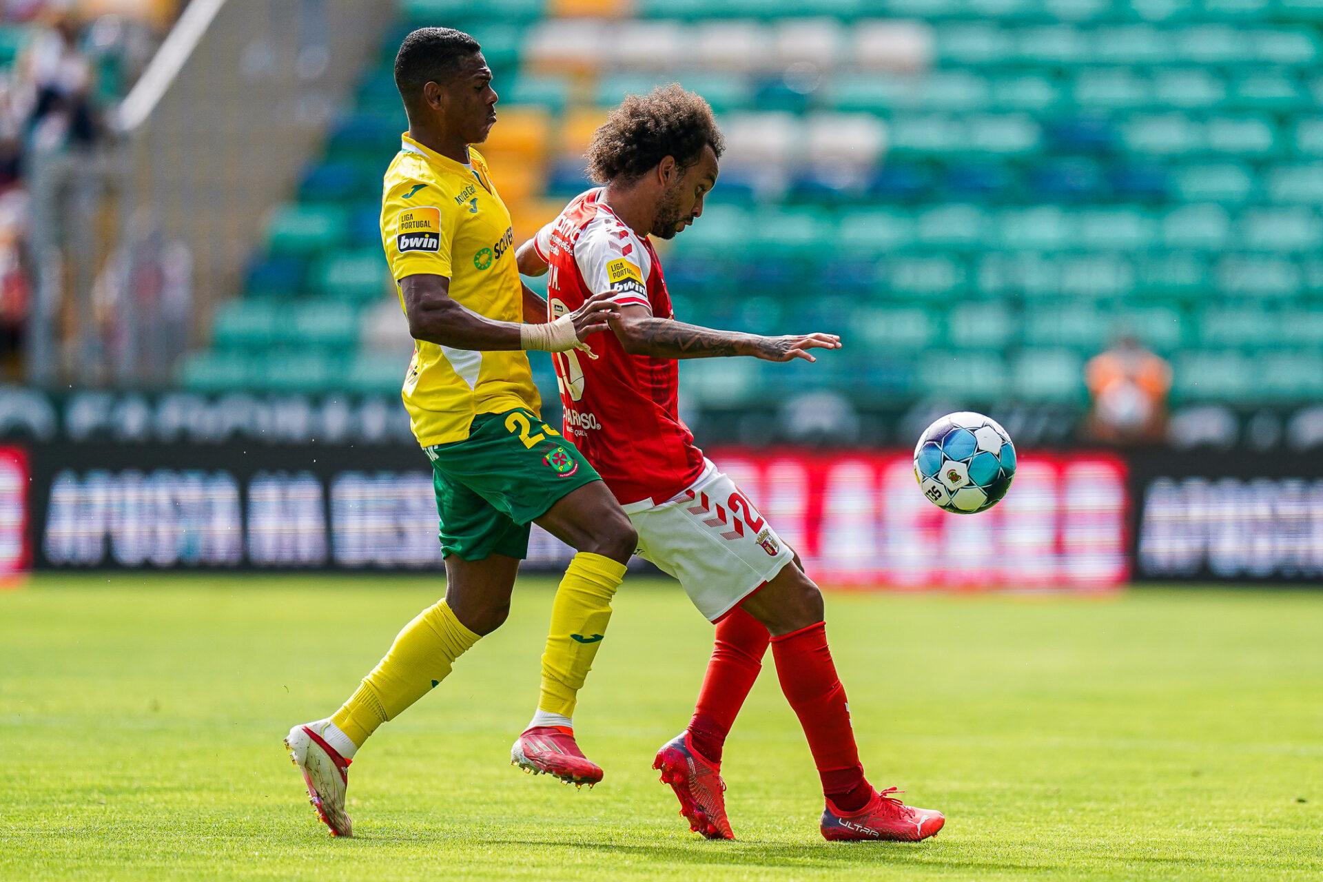 FC Paços de Ferreira x SC Braga