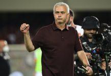 José Mourinho AS Roma