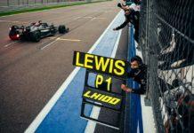 Lewis Hamilton 100 Russia