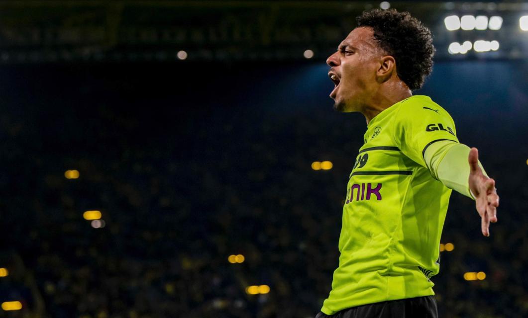 Sporting x Dortmund