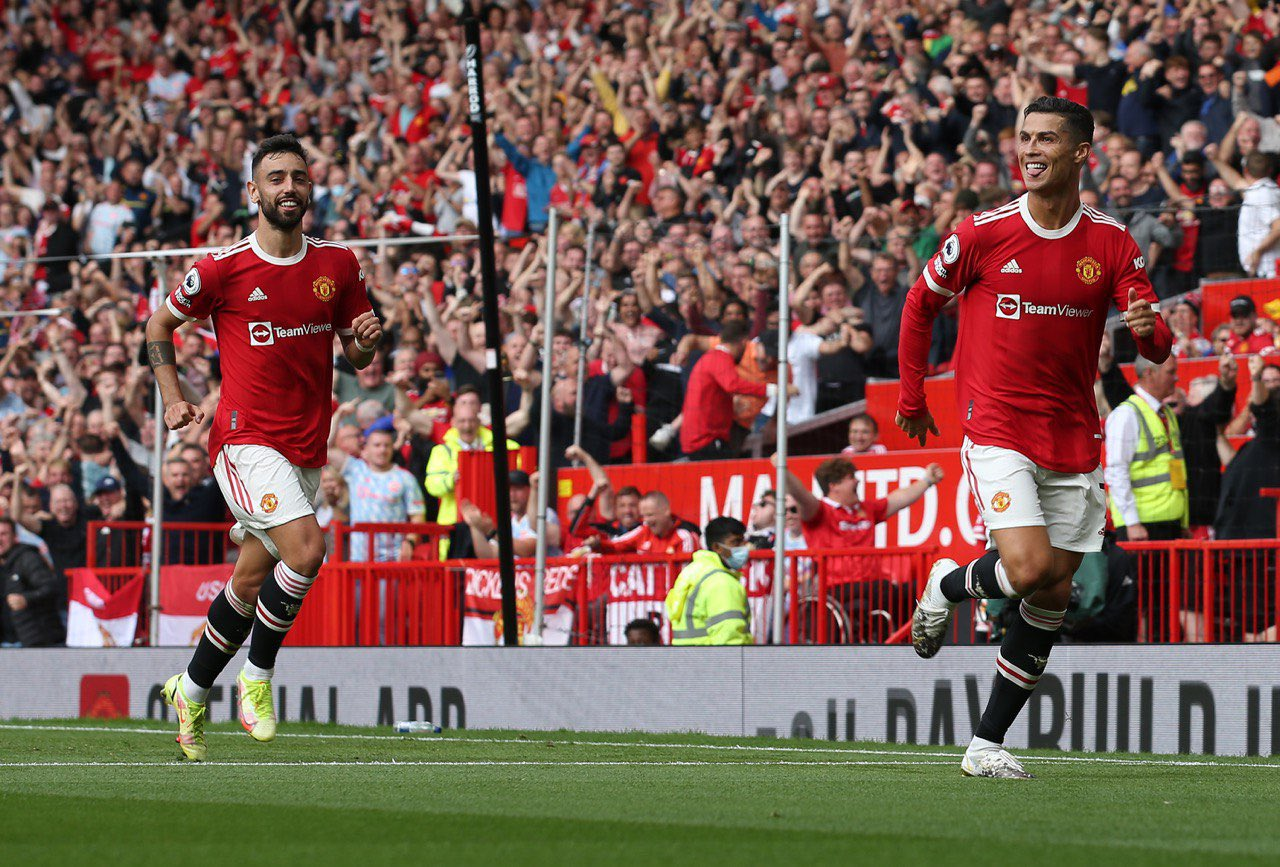 Manchester United Ronaldo Bruno