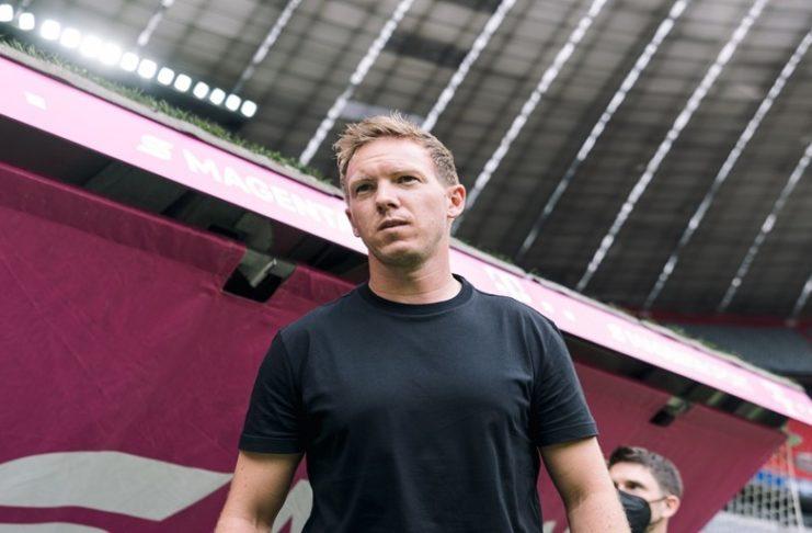 Nagelsmann regressa a Leipzig para uma casa que bem conhece