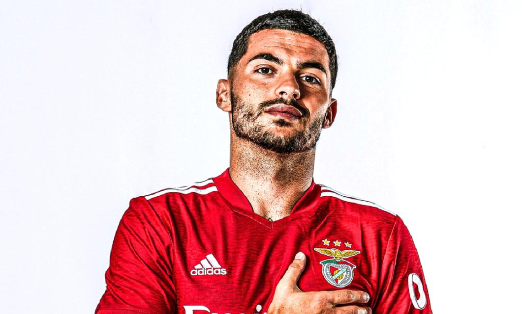 Radonjic foi um dos últimos reforços do SL Benfica neste defeso