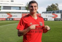 Rafael Rodrigues já jogou pela equipa B do SL Benfica