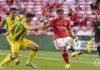 Rodrigo Pinho já deu bons sinais ao serviço do SL Benfica