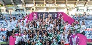 Sporting CP Feminino