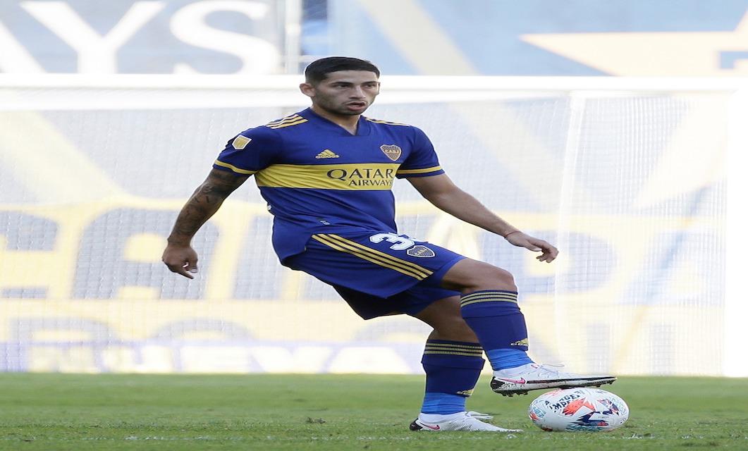 Jogador Boca Juniors