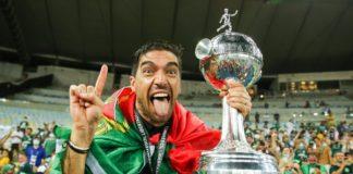 Abel Ferreira trouxe sucesso ao SE Palmeiras