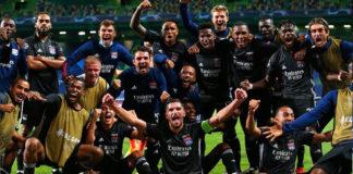 O Olympique Lyonnais foi uma das grandes surpresas na Liga dos Campeões em 2020