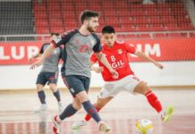 SL Benfica 3-1 SC Braga futsal
