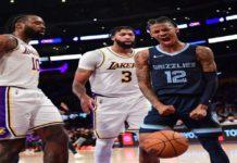 NBA Ja Morant Curry