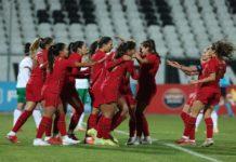 Portugal venceu a Bulgária na caminhada ao Mundial