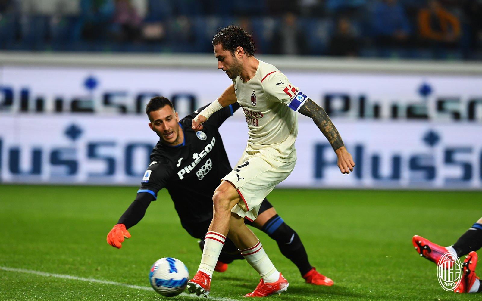 Atalanta x AC Milan